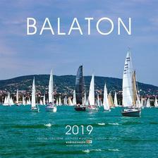 SmartCalendart Kft. - Naptár 2019 Balaton 22x22 cm