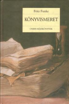 FUNKE, FRITZ - KÖNYVISMERET