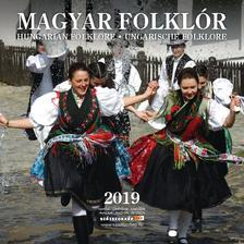 SmartCalendart Kft. - Naptár 2019 Magyar Folklór 22x22 cm