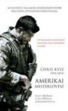 Chris Kyle - Amerikai mesterlövész - filmes borító