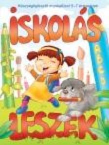 Lisa Burke - Iskolás leszek - készségfejlesztő 5-7. éveseknek
