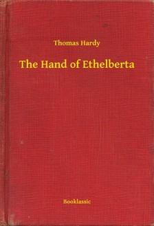 Thomas Hardy - The Hand of Ethelberta [eKönyv: epub, mobi]