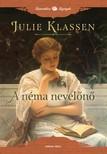 Julie Klassen - A néma nevelőnő [eKönyv: epub,  mobi]