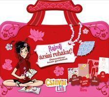 - Csilivili Lili - Rajzolj ázsiai ruhákat
