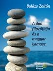 Balázs Zoltán - A dac filozófiája és a magyar kamasz [eKönyv: epub, mobi]<!--span style='font-size:10px;'>(G)</span-->
