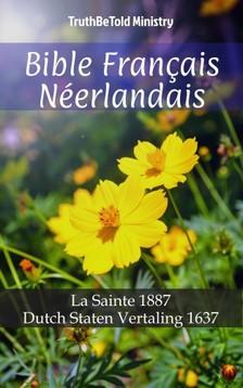 TruthBeTold Ministry, Joern Andre Halseth, Jean Frederic Ostervald - Bible Français Néerlandais [eKönyv: epub, mobi]