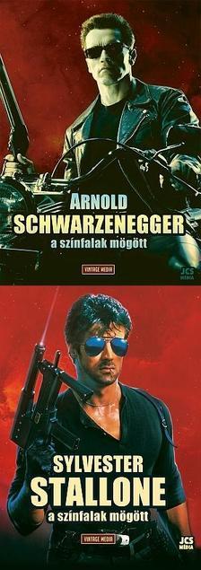 . - Arnold Schwarzenegger - A színfalak mögött + Sylvester Stallone - A színfalak mögött Könyvcsomag