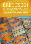 Brenyóné Malustyik Zsuzsanna, Jankay Éva - Érettségi témakörök vázlata magyar nyelvből (közép- és emelt szinten) - A 2017-től érvényes érettségi követelményrendszer alapján