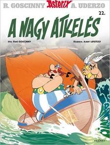 Asterix 22. - A nagy átkelés