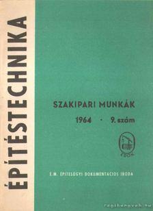 Szakipari munkák 1969 9. szám [antikvár]