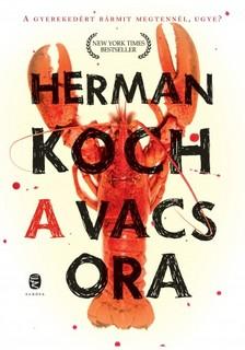 Herman Koch - A vacsora [eKönyv: epub, mobi]