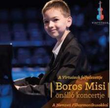 Boros Misi (Virtuozók) - Boros Misi önálló zongora estje 2CD