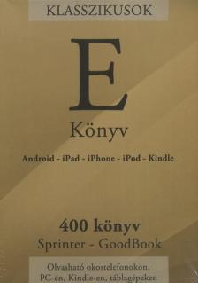 - E-KÖNYV (400 KÖNYV)