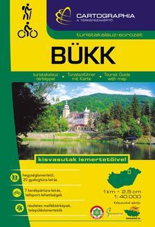 Cartographia Kiadó - BÜKK TURISTAKALAUZ - CART. -