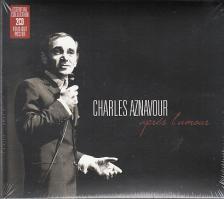 - APRÉS L'AMOUR 2CD CHARLES AZNAVOUR