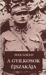 GALLO MAX - A gyilkosok éjszakája [antikvár]