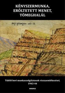 szerkesztette: Dési Péter, Ballai Zsófia - Kényszermunka, erőltetett menet, tömeghalál