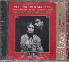 Puccini - DER MANTEL CD