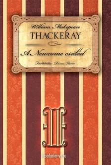 W. M. THACKERAY - A Newcome család II. rész [eKönyv: epub, mobi]