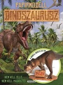 - Papírmodell - Dinoszaurusz