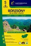 Cartographia Kiadó - BÖRZSÖNY ÉS AZ IPOLY VÖLGYE TURISTAKALAUZ