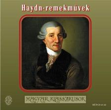 Haydn - HAYDN-REMEKMŰVEK - 2 CD