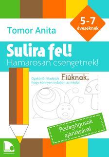 Tomor Anita - Sulira fel! - Fiúknak
