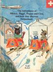 Kati, Rekai - The Adventures of Mickey,  Taggy,  Puppo and Cica,  and how they discover the Switzerland [antikvár]