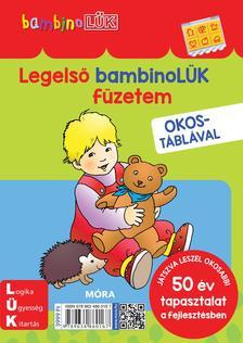 - Legelső bambinoLÜK füzetem + OKOSTÁBLÁVAL