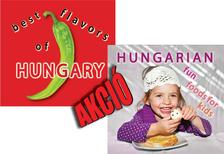 Best flavors of Hungary + Hungarian funn foods for kids