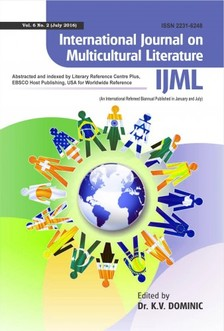 Ramesh Chandra  Mukhopadhyaya K.V. Dominic, - International Journal on Multicultural Literature (IJML) [eKönyv: epub, mobi]