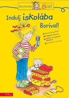 Hanna Sörensen - Indulj iskolába Borival! - Barátnőm, Bori foglalkoztató