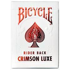 1030987 - Bicycle MetalLuxe Crimson kártya