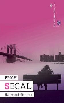 Erich Segal - Szerelmi történet - EDK