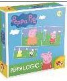 64892 - Peppa Logic párosító játék