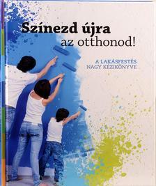 Csulák Dóra - Színezd újra az otthonod!A lakásfestés nagy kézikönyve
