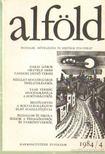 Juhász Béla - Alföld 1984/4. [antikvár]