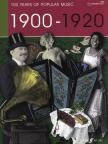 - 100 YEARS OF POPULAR MUSIC,  1900-1920,  PIANO / VOCAL / GUITAR