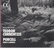 PURCELL - DIDO & AENEAS CD TEODOR CURRENTZIS
