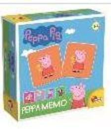 64908 - Peppa Memo memóriajáték