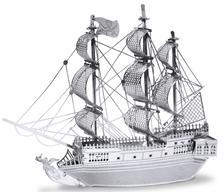 502600 - Metal Earth Fekete Gyöngy vitorlás hajó
