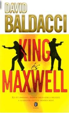 David BALDACCI - King és Maxwell