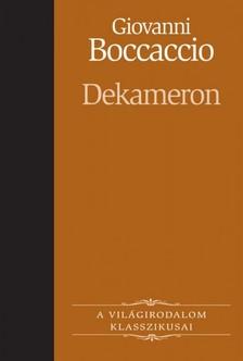 Boccaccio - Dekameron [eKönyv: epub, mobi]