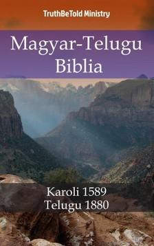 TruthBeTold Ministry - Magyar-Telugu Biblia [eKönyv: epub, mobi]