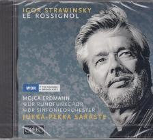 STRAVINSKY - LE ROSSIGNOL CD JUKKA-PEKKA SARASTE