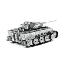 502462 - Metal Earth Tiger 1 Tank