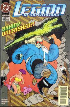 McCraw, Tom, Immonen, Stuart - The Legion of Super-Heroes 56. [antikvár]