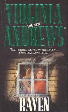 ANDREWS, VIRGINIA - Raven [antikvár]
