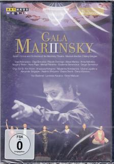 GALA MARIINSKY II. DVD