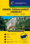 Cartographia Kiadó - GÖMÖR-TORNAI-KARSZT CSEREHÁT TURISTAKALAUZ 1:40000